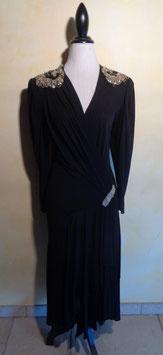Robe sequins 40's T.40