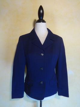 Blazer jersey bleu 60's T.36