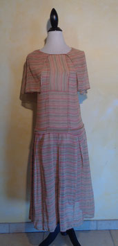 Robe voile 40's T.36