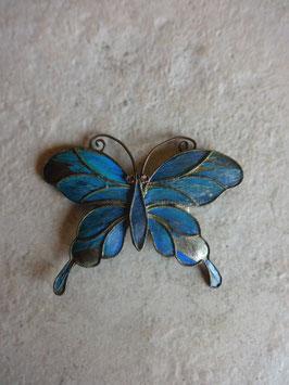 Broche papillon 30's