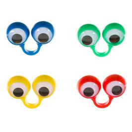 Ring met ogen - Vinger ogen