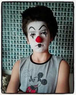 Ronde neus voor de clown - Medium