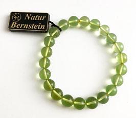 Karibischer Bernstein-9mm Armband