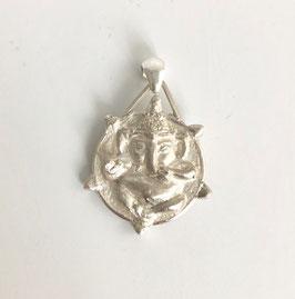 Ganesh-Anhänger Silber