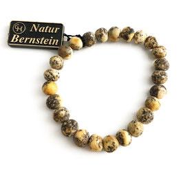 Natur Bernstein Armband