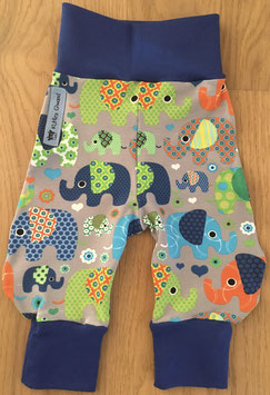 Krabbelhose Pumphose Babyhose Kinderhose // Wunschmodell // Wunschgröße 44 bis 134 möglich