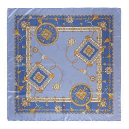 Foulard Blue