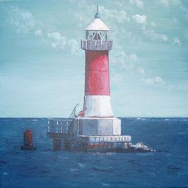Landschaft `Leuchtturm Peenemünde´