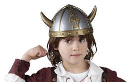 Kinder Wikingerhelm Wikinger Helm mit Hörnern
