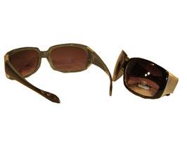 Sonnenbrille Bügel innen farblich abgesetzt