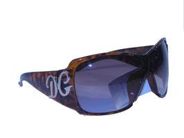 Stylishe Sonnenbrille mit getönten XXL Gläsern