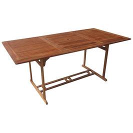 Gartentisch Tisch 180 x 90 x 74 cm