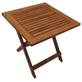 Beistell Klapptisch Gartentisch 45 x 45 x 45 cm
