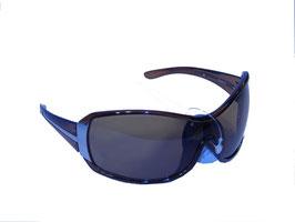 Sonnenbrille mit Monoscheibe