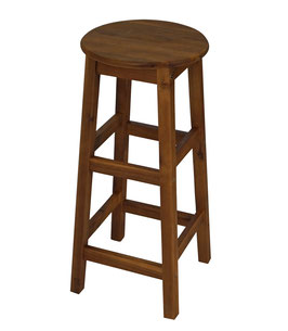 Barhocker Barstühle Holz Akazie