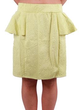 Sommerrock Rock Röcke in gelb Größe 32-34
