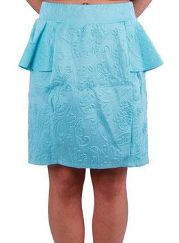 Sommerrock Rock Röcke  in blau Größe 32-34