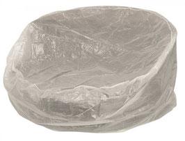 Abdeckhaube für Relaxinsel Loungemöbel in transparent Durchmesser 240 cm