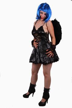 Schwarzer Engel Größe  32-34