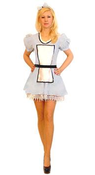 Alice im Wunderland Zimmermädchen Größe 36