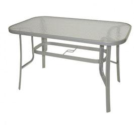 Gartentisch Tisch Metall      120 x 70 cm