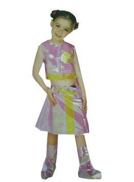 Kostüm Barbie Fantasie Größe 116