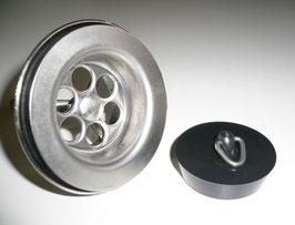 """Stopfenventil Abflussstöpsel   1 1/4"""" - 60 mm"""