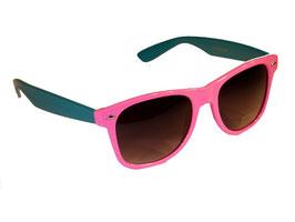Sonnenbrille im Wayfarer Style