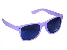 Sonnenbrille im Wayfarer Style in rosa