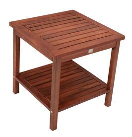 Beistelltisch Gartentisch Tisch 45 x 45 cm
