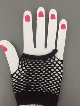 fingerlose Netzhandschuhe kurz