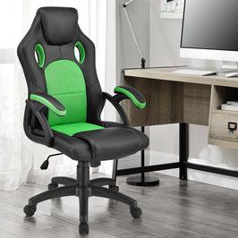 Schreibtischstuhl Drehstuhl Bürostuhl in grün