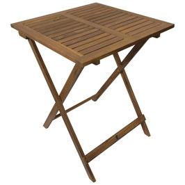 Bistro Klapptisch Tisch 60 x 60 x 74 cm