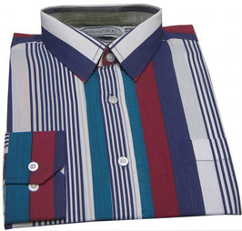 Langarmhemd gestreift Größe 40/41
