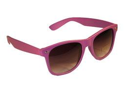 Sonnenbrille im Wayfarer Style in lila