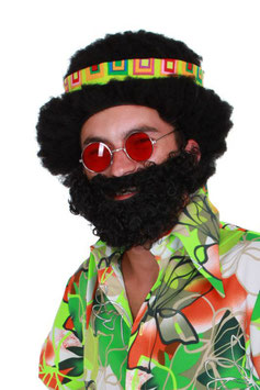 Hippie Stirnband +Sonnenbrille