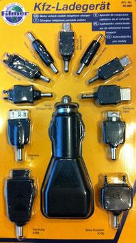 KFZ Ladegerät Handy 11 Adapter