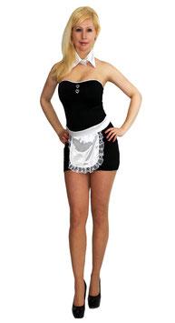 Zimmermädchen Dienstmädchen Größe 32-34