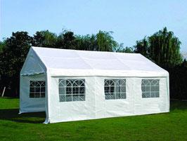 Garten Pavillon Gartenzelt Partyzelt mit Seitenwänden  in 4 x 6 Meter