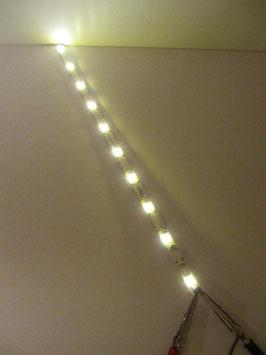 LED Waggonbeleuchtung 285mm warmweiss dimmbar (Aluminium Trägerkörper) ohne Anschlusskabel
