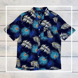Lee Short Sleeve Resort Bowling Shirt