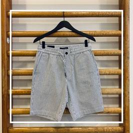 Clean Cut Copenhagen Otto Shorts White/Grey