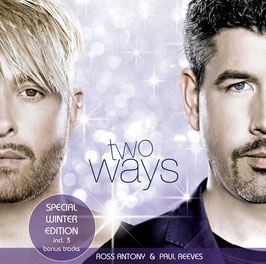 "CD ""Two Ways - Special Winter Edition"""