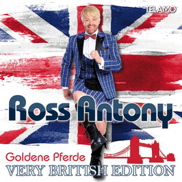 "Doppel-CD ""Goldene Pferde - Very British Edition"""