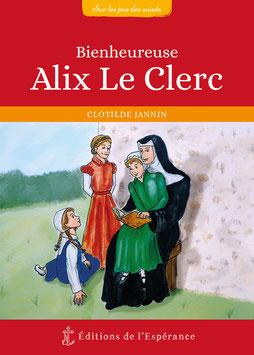 Bienheureuse Alix Le Clerc
