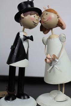 Aufsteller Brautpaar