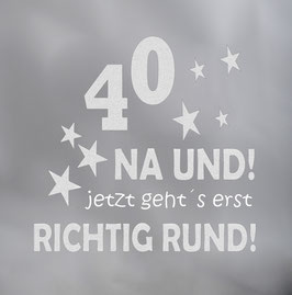 Geburtstag 1 - A