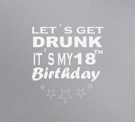 Geburtstag 6 - A