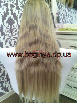Slavic hair is not dyed length 45 cm \ inc 18 - 1kg Russian hair , Slavic Hair Wholesale Buy Hair , Wholesale Raw Virgin Russian European Hair
