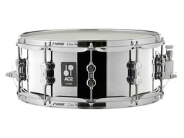 SONOR AQ2 Steel Snare Set
